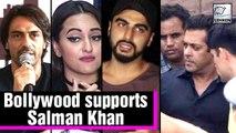 Bollywood Celebs Support Salman Khan Over The Blackbuck Case