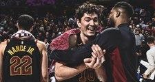 NBA'de Cedi Osman, Cavaliers'ı Galibiyete Taşıdı
