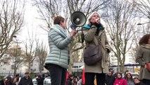 """À Saint-Denis, élèves et enseignants disent """"non"""" à la violence dans les établissements scolaires"""