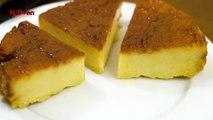 Bread pudding - No oven No eggs - Bread pudding recipe Eggless bread pudding - Caramel bread pudding