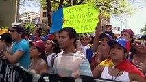 Tensión en Venezuela por las marchas de hoy | Journal