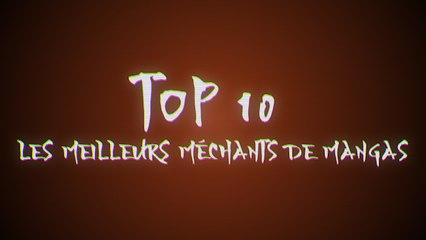 Les 10 meilleurs méchants de mangas