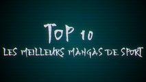 Les 10 meilleurs mangas de sport