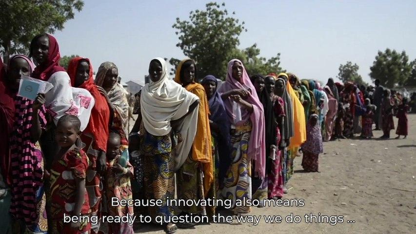 Les champs d'action de La Fondation MSF - EN