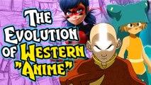 The Evolution of Western Anime   Sponsored by Wakfu   Comics And Anime