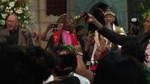 Sudafrica, canti per Winnie Mandela alla cattedrale di Capetown
