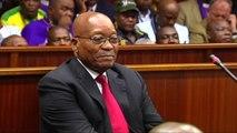 Sudafrica, ex presidente Zuma in tribunale per accusa corruzione