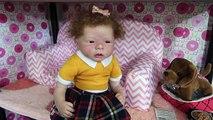 Large Haul For Molly - Bad Reborn Baby Talking Doll - nlovewithrebornsnew