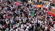 Endonezya'da ''İslam'a hakaret'' protestosu - CAKARTA
