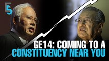EVENING 5: Another five-year term for PM Najib?