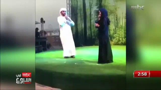احمد خميس ومشاعل الشحي ضيوف MBC في أسبوع