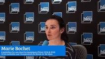 Marie Bochet, invitée de Stade Bleu