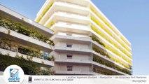 Location logement étudiant - Montpellier - Les Estudines Port Marianne
