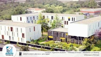 Location logement étudiant - Villenave d'Ornon - Résidence Le Skating