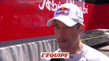 Loeb est «dégouté» - Rallye - WRC - Corse