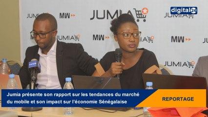 Jumia présente son rapport sur les tendances du marché du mobile et son impact sur l'économie Sénégalaise