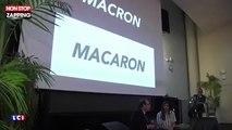 Quand François Hollande fait le show à l'université de Cergy-Pontoise ! (vidéo)