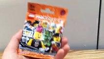 LEGO Minifigures - All 15 LEGO Minifigures Series!