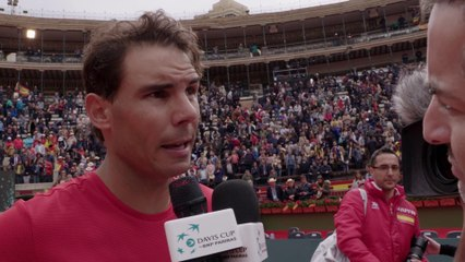 Interview: Rafael Nadal (ESP)