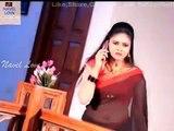 telugu serial actress saree navel show | SVSC serial actress navel