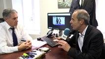 Alpes de Haute Provence : rencontre avec le maire de Mane Jacques Depieds figure politique du 04.