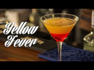 Drink doce e suave Yellow Fever