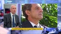 """Le magistrat Philippe Courroye pense que les citoyens """"veulent des magistrats indépendants"""""""