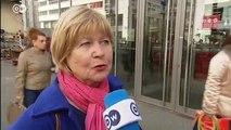 Acentos alemanes:   Berlín político