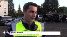 SÉCURITÉ/ Gendarmes et pompiers dans la lutte anti-terroriste - 06/04/2018
