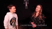 WOLVES ( FRENCH VERSION ) SELENA GOMEZ_ MARSHMELLO ( SARA'H & LENNI-KIM COVER )