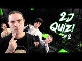 Quiz #2! (2J Quiz + Γενικό Quiz) | 2J