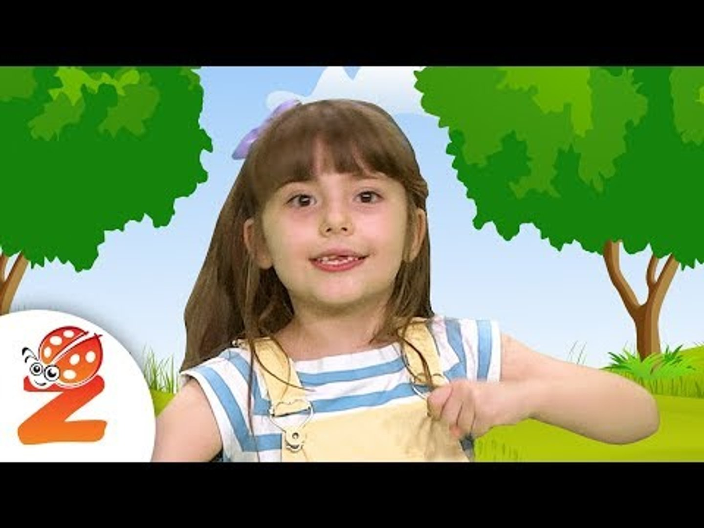 If You Re Happy And You Know It Clap Your Hands Zouzouniatv Nursery Rhymes Kids Songs Video Dailymotion