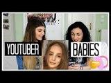 Πώς θα έμοιαζαν τα παιδιά των Youtuber?    fraoules22