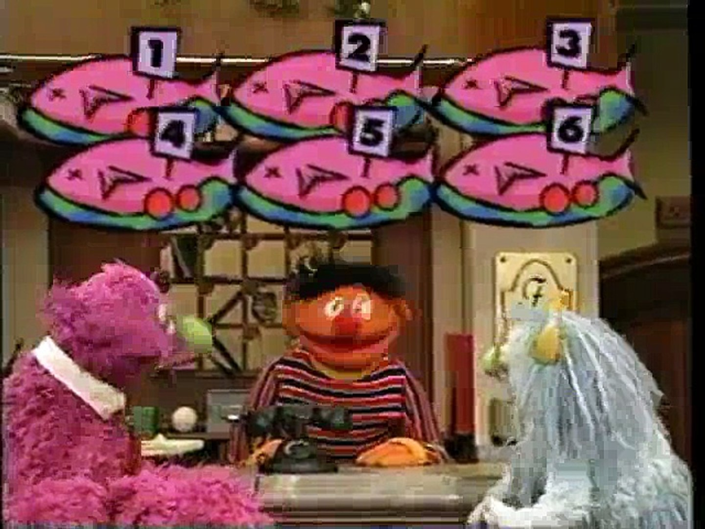 Sesame Street 123 Count With Me (1997)