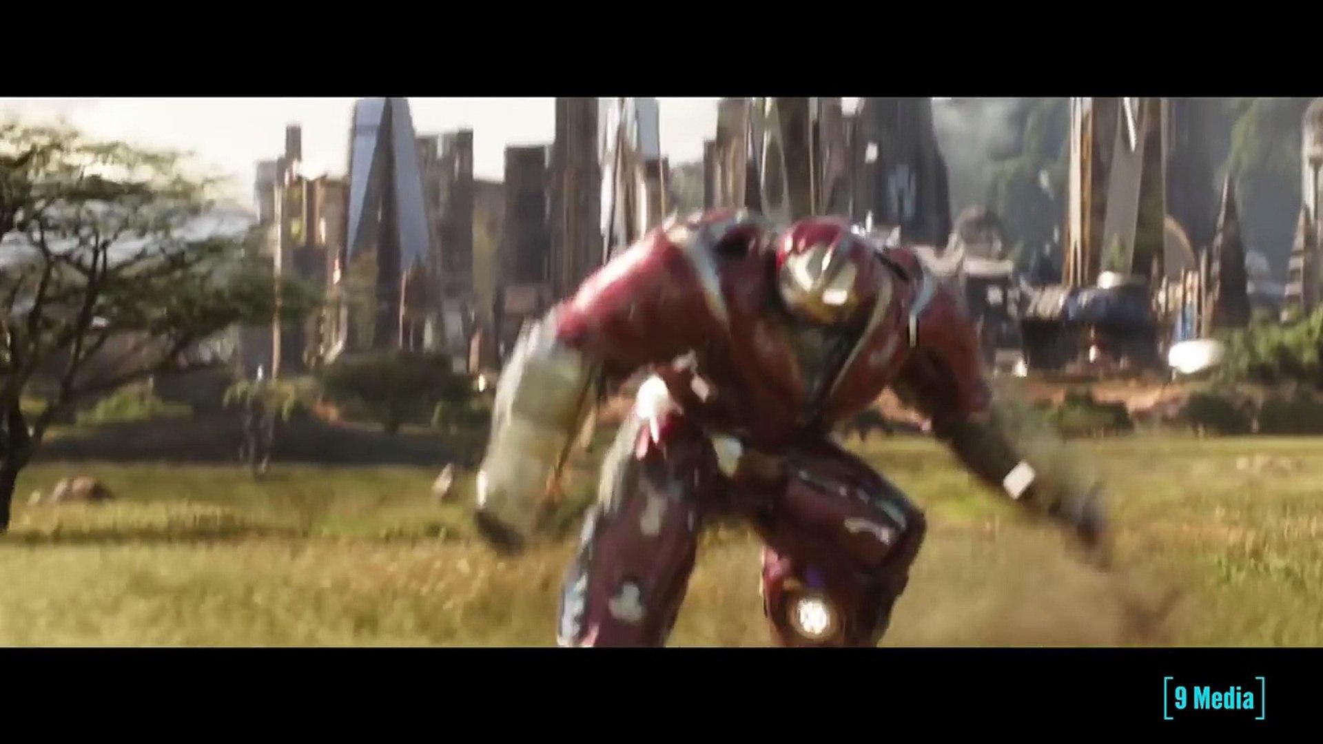 AVENGERS INFINITY WAR Sassy Groot Trailer (2018) Marvel