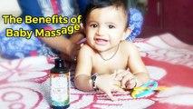 Best Baby Massage Oil/ Massage Benefits/ Dasapushpam Baby Oil forSkin Immunity