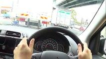 三菱 新型 ミラージュ 公道試乗 / MITSUBISHI NEW MIRAGE TEST DRIVE