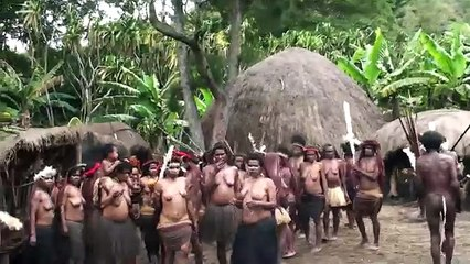 Dine with the Dani Tribe