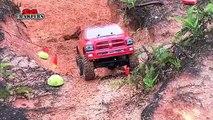 SGCrawlers Scale RC Trucks Offroad Adventures Fun Challenge AEV Jeep Brute TF2 hilux Defender Jeep