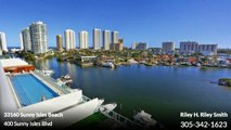 Condo For Sale: 400 Sunny Isles Blvd Sunny Isles Beach,  $1100000
