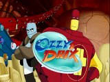 Ozzy and Drix - Ozzy Jr