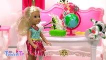 Barbie Temizlik Yapıyor - Ken ve Minyonlar Yardım Ediyor!