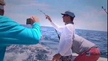 Bronx Masalı Wahoo Balık tutma  | Kalkan kardeşler jigging videoları