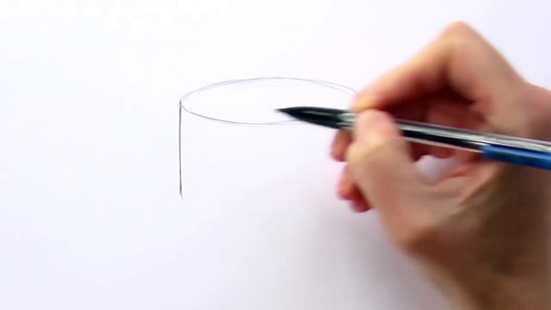 How to Draw a Cartoon Piece of Sushi