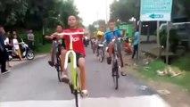 Best Bike Stunt - Road Bike Freestyle
