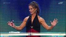 Hall Of Fame: Ivory gets inducted into the WWE Hall of Fame