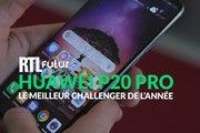 Huawei P20 Pro : Le meilleur challenger de l'année