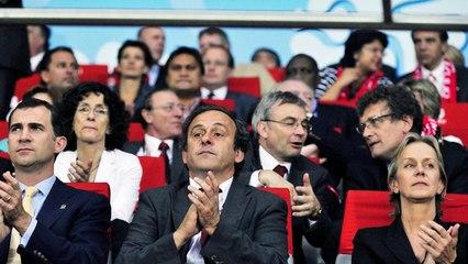 Michel Platini pourrait avoir trouvé un poste