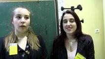 Harmony Mariani et Gwendoline Berneau en BTS assistant manager