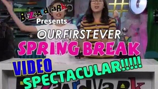 Bizaardvark S02E21 Spring Break Video Spectacular 4/6/2018 6th April 2018